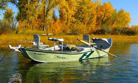 hyde low profile drift boat for sale hyde drift boats new used drift boat sales manufacturing