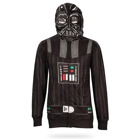 Hoodie Darth Vader P6kg darth vader costume hoodie thinkgeek