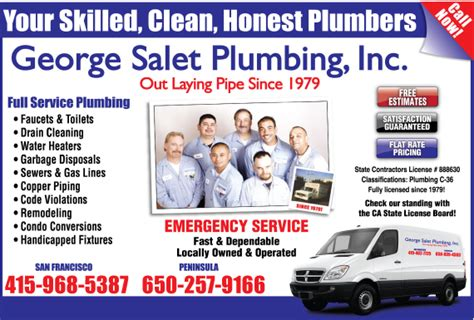 San Francisco Plumbing Company by Find San Francisco Plumbers Plumber San Francisco Ca