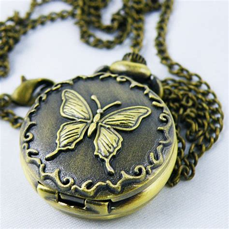 Cp Motif 1 decorative bronze pocket with butterfly motif and