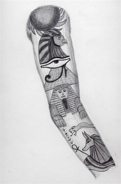 egyptian sleeve tattoo designs sleeve designs tanzaniateamjournals
