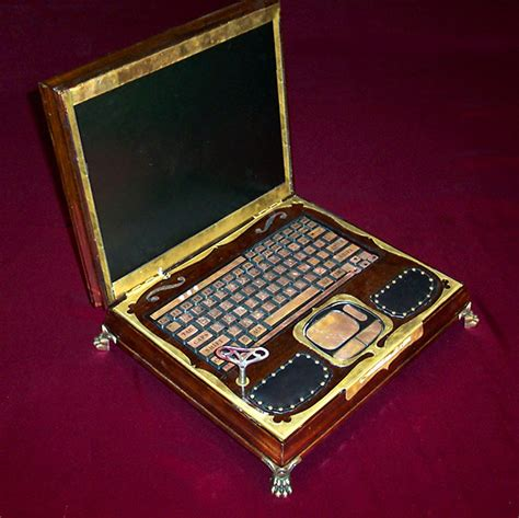 Meet My New Laptop by Meet My New Steunk Laptop Predator
