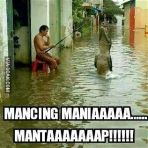 inilah meme lucu dan kocak tentang banjir di jakarta yang bikin ngakak jeripurba