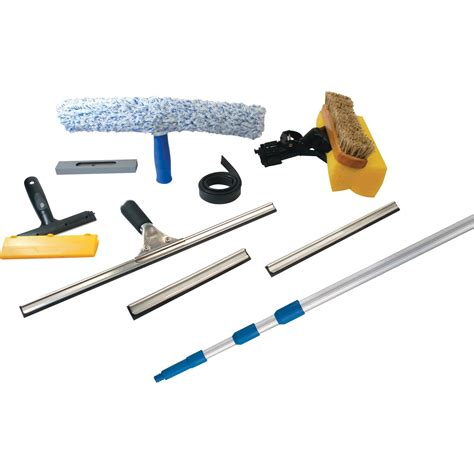 cleaner tool ettore universal window cleaning kit model 2510 northern tool equipment