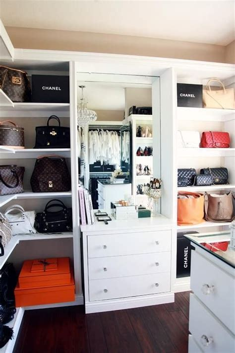 Bags Closet by 17 Best Images About Closets On Jewelry Drawer