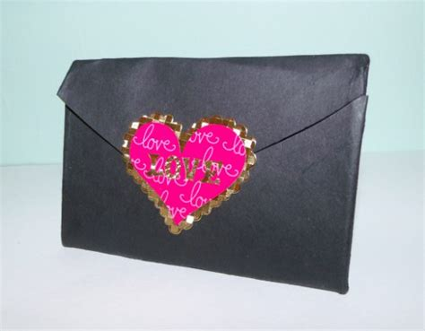 Gift Card Craft Holders - make a valentine s day gift card holder 187 dollar store crafts
