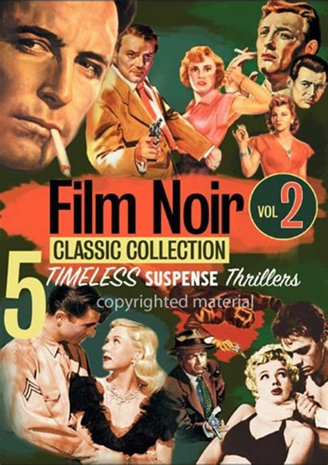 devilman the classic collection vol 2 noir classics collection the volume 2 dvd 1952