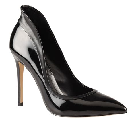 aldo kazik court shoes in black lyst