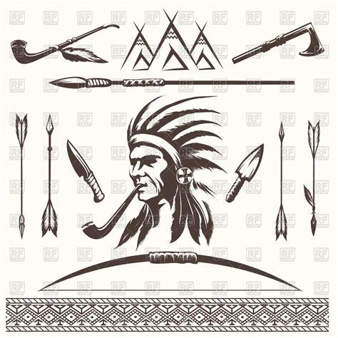 eps native format pin aztec border on pinterest