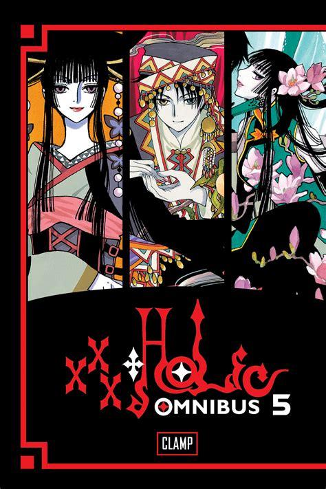 i am a omnibus volume 5 xxxholic omnibus 5 kodansha comics