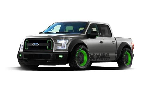 2015 Ford Trucks by 2015 Ford F 150 Sema Custom Truck Pictures Digital Trends