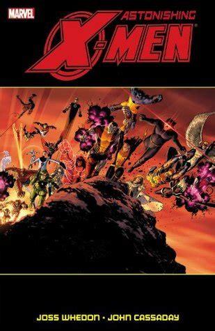 astonishing x men by joss whedon john cassaday ultimate collection book 2 by joss whedon
