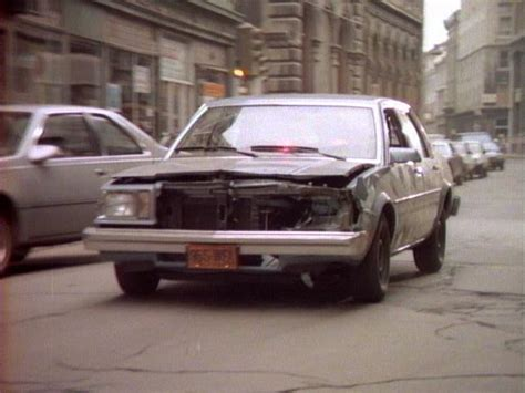 buick skylark 1985 imcdb org 1985 buick skylark in quot the hitchhiker 1983 1991 quot