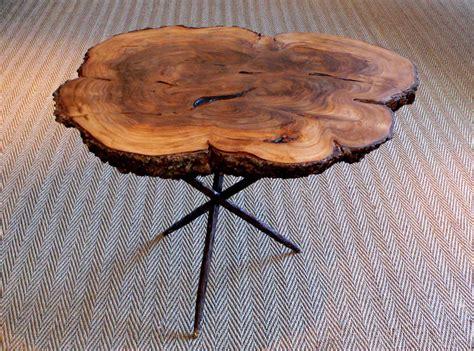 burl wood end table burl wood coffee table trellischicago coffee table