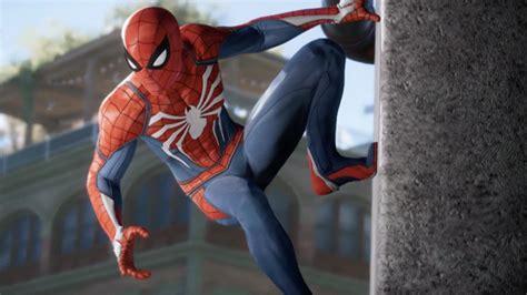 spiderman swinging games marvel s spider man will have physics based web swinging