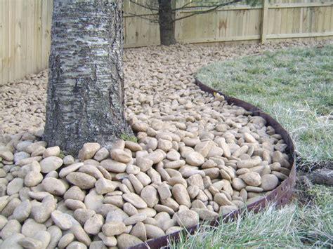 river rock for landscaping landscaping rocks interior design ideas