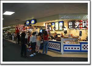 Car Rental Orlando Airport Sanford Orlando Sanford International Airport Terminal B Dining