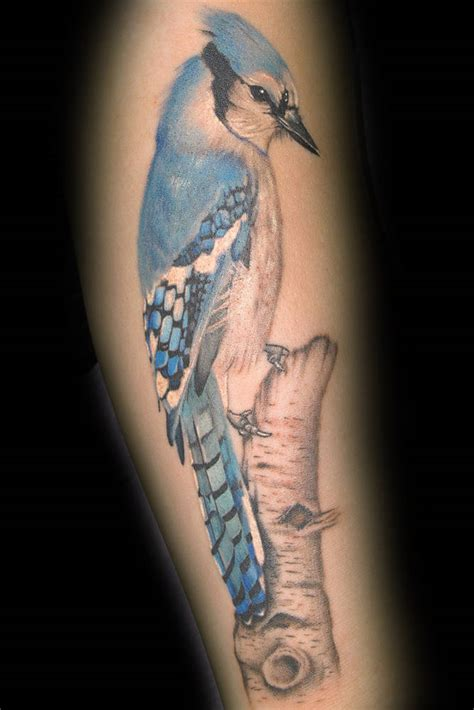 blue jay tattoo s blue kelowna b c sweet siren