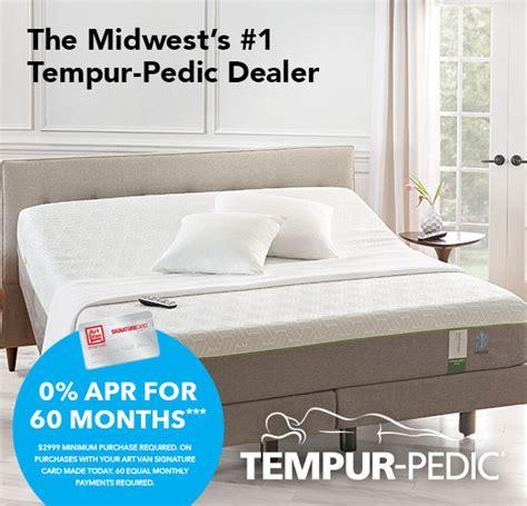 puresleep mattress store art van furniture