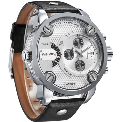 Weide Japan Quartz Miyota Sports 30m Wr Wh6 T0210 1 weide jam tangan japan quartz miyota wh3301 black white jakartanotebook