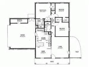 Bedroom modern house designs eplans contemporary modern house plan