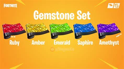 fortnite country mako  gemstone set wrap concepts
