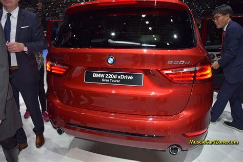 bmw minivan 2015 2015 bmw 2 series 220d xdrive gran tourer 10 minivan 2015