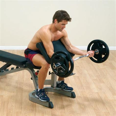 workout bench with preacher curl preacher curl zoom