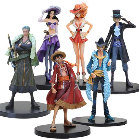 Figure One Sabo Styling 11 18cm anime one 15th anniversary sabo pvc figure collectible model one