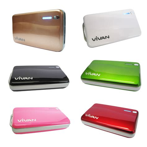 Powerbank Vivan vivan power bank s04 sahabatpc