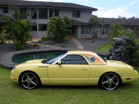 2002 ford thunderbird 2002 ford thunderbird colors specs review
