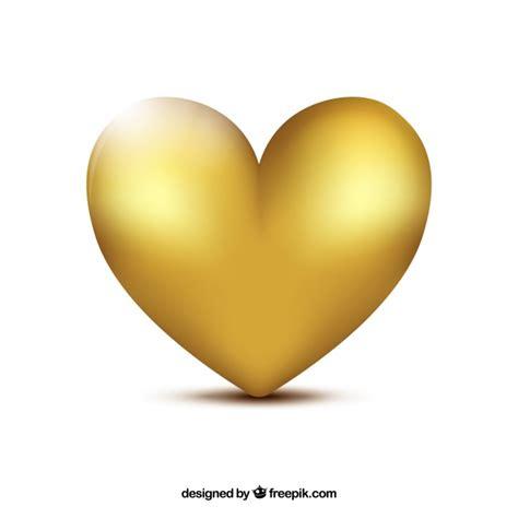 imagenes de corazones oro fondo de coraz 243 n dorado descargar vectores gratis