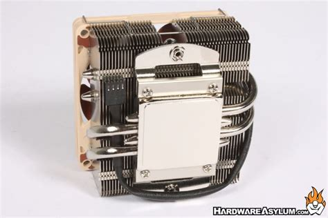Noctua Nh L12 Nh L12 Nhl12 Intel Dan Amd Multi Socket Keren noctua l9x65 low profile heatsink review hardware asylum