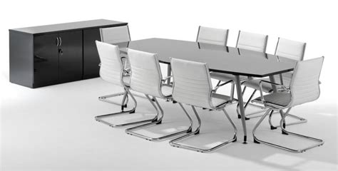 Black Glass Boardroom Table Opal High Gloss Boardroom Tables Reality