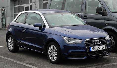 Audi A1 Attraction by File Audi A1 1 6 Tdi Attraction Frontansicht 4