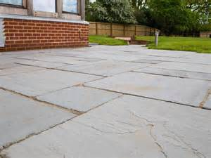 dove grey patio paving pack 17 12 sqm antiqued finish