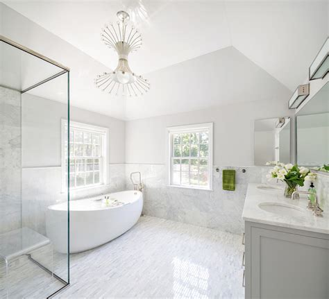 white and grey master bathrooms contemporary bathroom