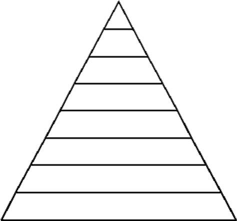Series Hi013 Hierarchy 013 Pyramid 8 Horizontal Splits With Vertical Splits Hierarchy Pyramid Template