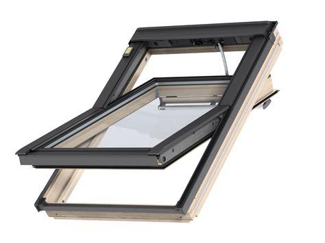 Velux Dachfenster Elektrisch by Elektrische Dachfenster Velux Gzl 1051 Integra Baubay De