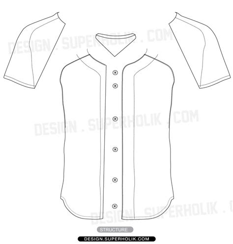 Fashion Design Templates Vector Illustrations And Clip Artsbaseball Jersey Template Fashion Free Baseball Jersey Template