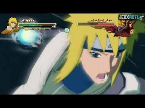 naruto ultimate ninja storm 3 masked man minato vs masked man naruto shippuden ultimate ninja