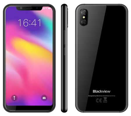 Apple 4 Jutaan kembaran iphone x versi china blackview x dengan harga