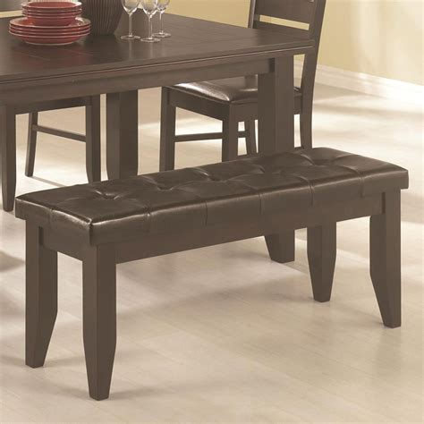 dining table upholstered dining table bench