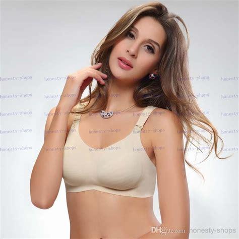 New Seamless Bra Set Bra Lace Wanita Sport Bra Bh Olahraga Kemben 911 2016 sale new seamless sport genie bra bra slimming breast the
