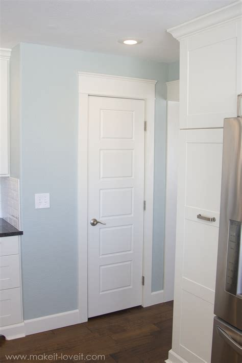 how to install a prehung interior door this house