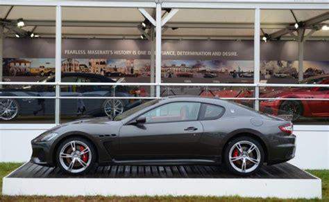 maserati convertible 2018 2018 maserati granturismo convertible revealed