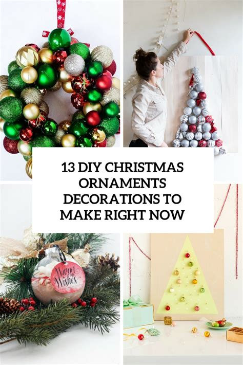 how to make diy ornaments 28 images 27 spectacularly
