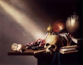 Vanity Van Meaning Vanitas Still Life 1640 Painting Harmen Steenwijck Oil