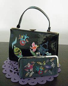 Demis Gotta Brand New Bag by Hage Artist Embroidered Clutch