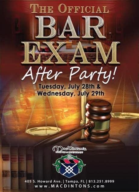 Florida Bar Essays July 2015 by Bar After At Macdinton S Ta Fl Jul 29 2015 8 00 Pm